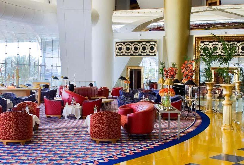 Gemeinschaftsbereiche Hotel Burj Al Arab Jumeirah Dubai