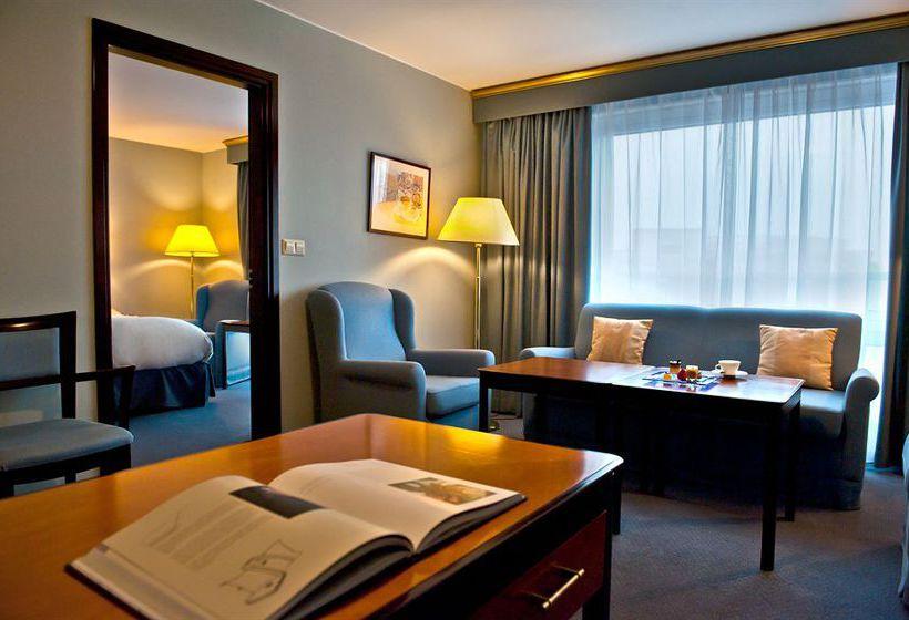 Hotel Sofitel Warsaw Victoria Warschau