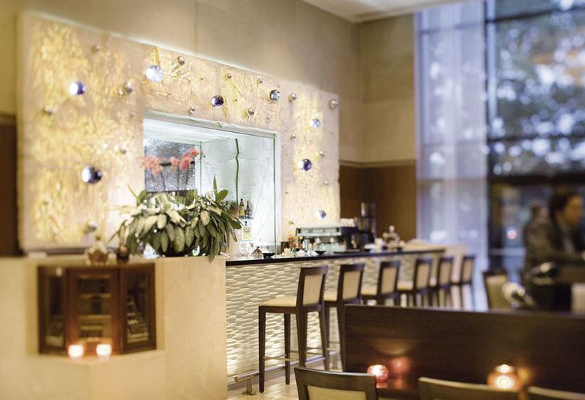 Cafetería Mövenpick Hotel Istanbul Estambul