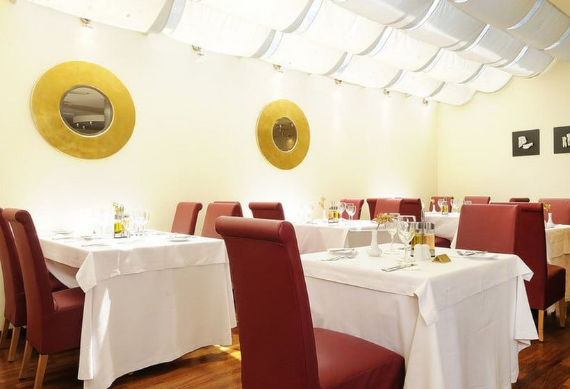 Restaurant Acropolis Select Hotel Athens