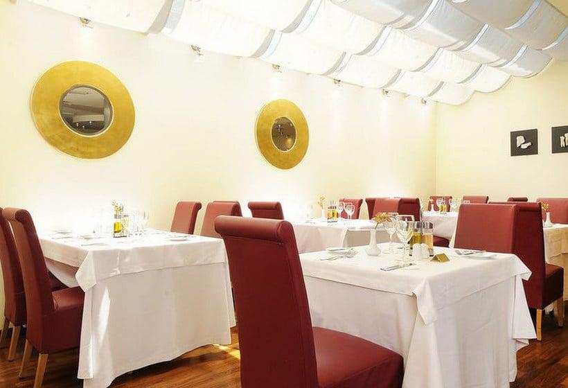 Restaurante Acropolis Select Hotel Atenas