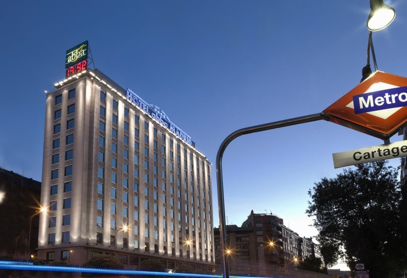 Hotel Abba Madrid