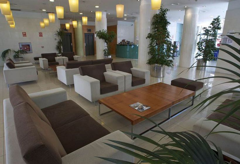 Common areas Hotel Don Pablo Gandia