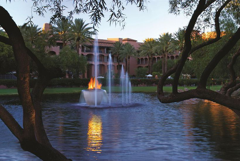 호텔 Fairmont Scottsdale Princess