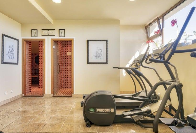 Instalaciones deportivas Hotel Ilunion Mérida Palace