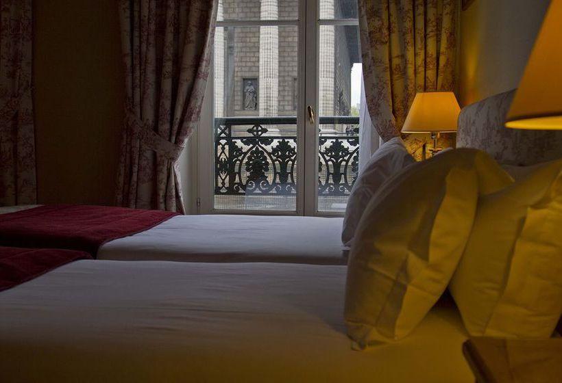 Hotel Madeleine Plaza Paris