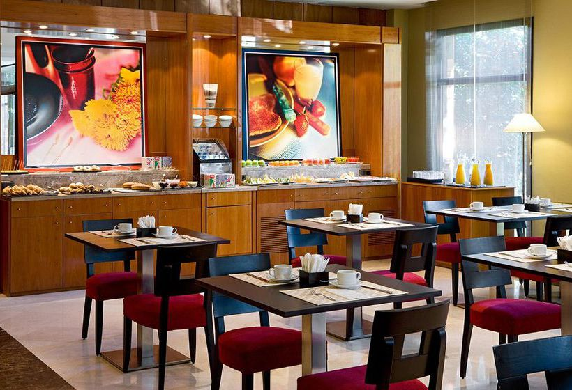 Hôtel NH Pozuelo Ciudad de la Imagen Pozuelo de Alarcon