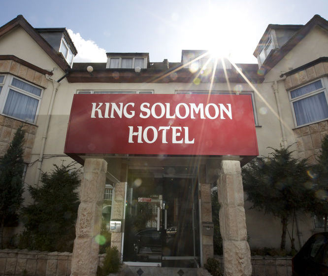 Hôtel King Solomon Londres
