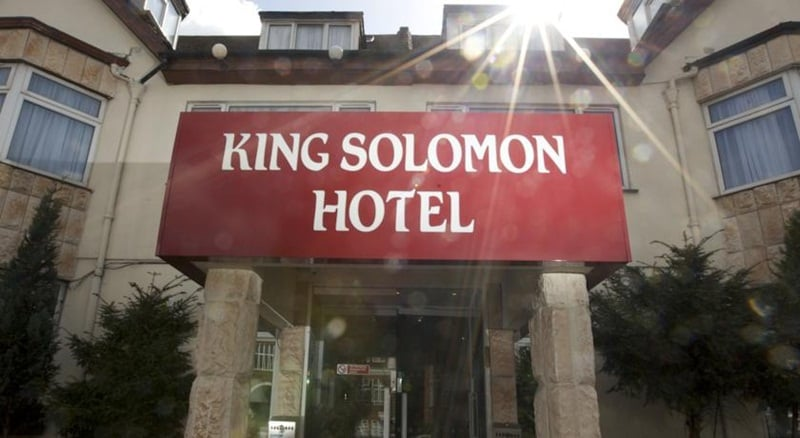 Hotel King Solomon Londres