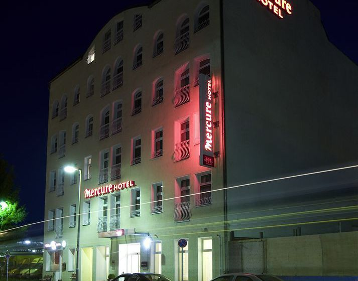 Hotel Mercure Berlin Mitte Berlino