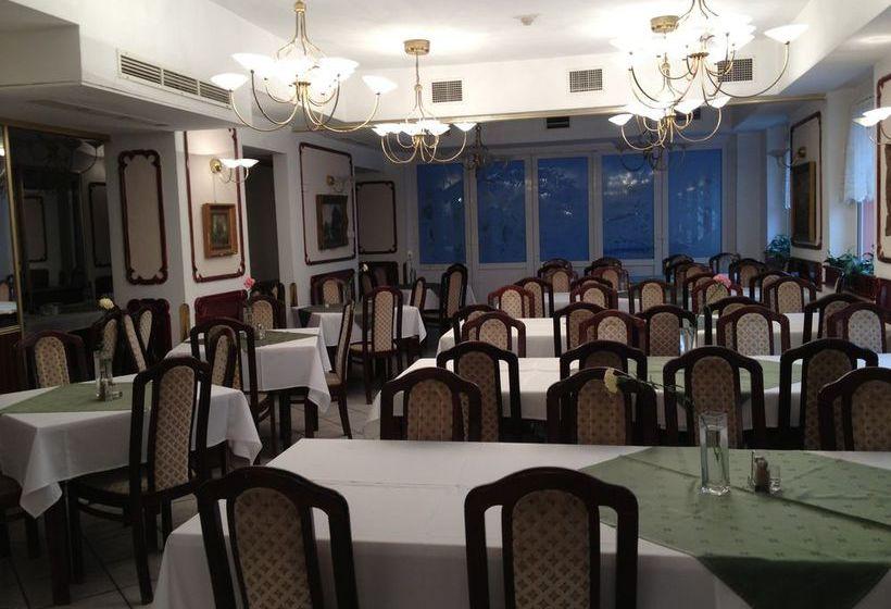 Polus Hotel Budapeste