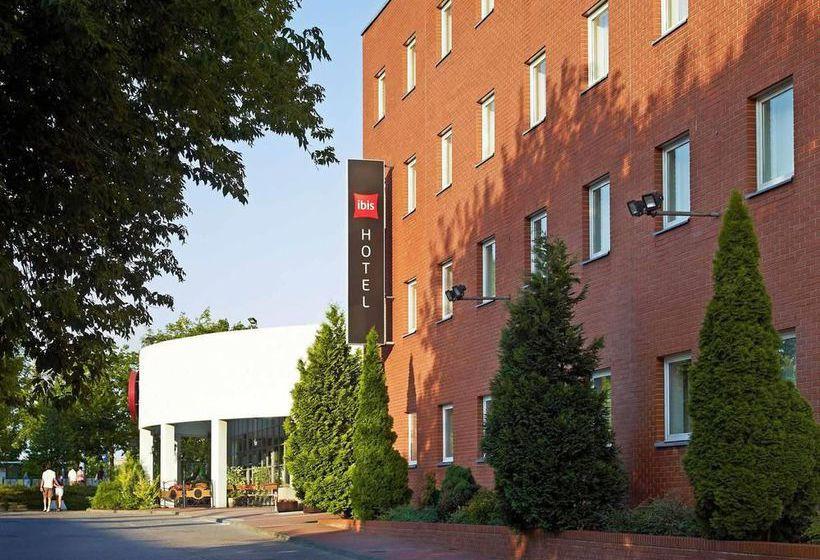 ホテル Ibis Poznan Centrum ポズナン