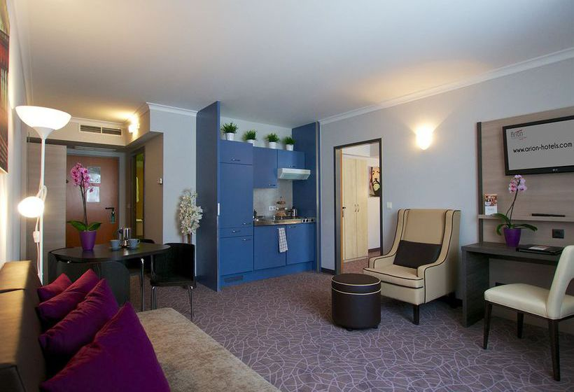 Arion Cityhotel Vienna & Appartements فيينا