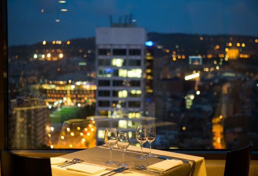Restaurant Gran Hotel Torre Catalunya Barcelona