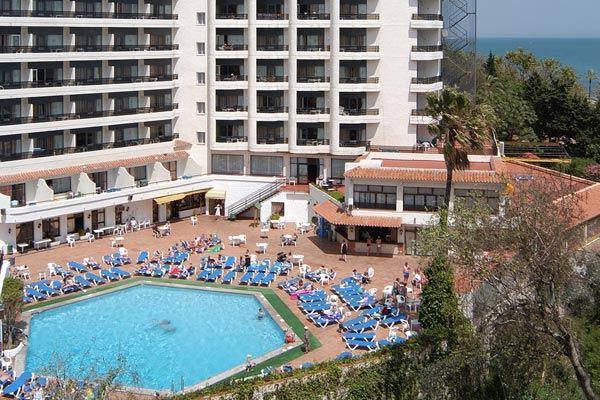 Piscina Hotel Globales Gardenia Fuengirola