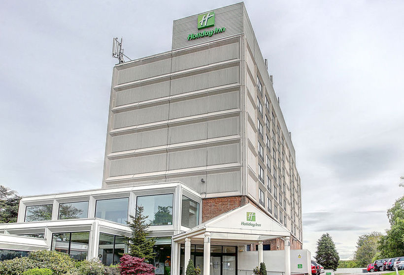 Hotel Holiday Inn Edinburgh City West Edimburgo
