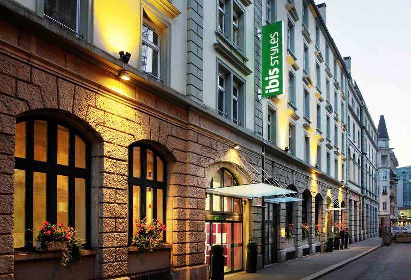 Hôtel Ibis Styles Luzern City Lucerne