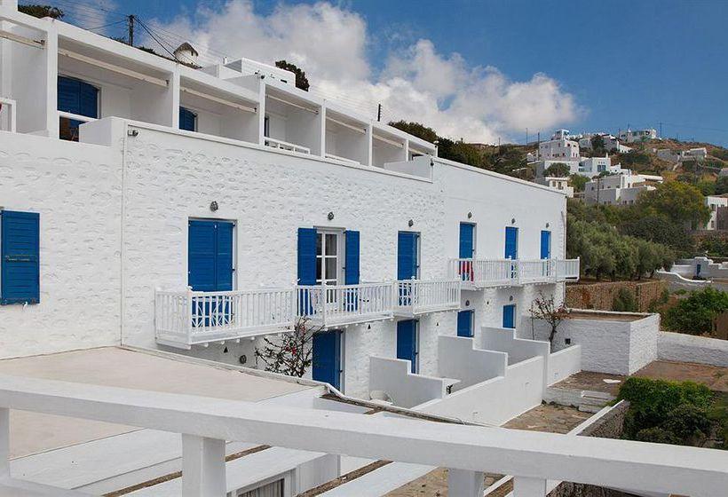 ホテル Leto ミコノス島