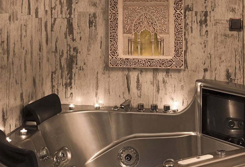 Wellness Sun Palace Albir Hotel & Spa L'Alfas del Pi