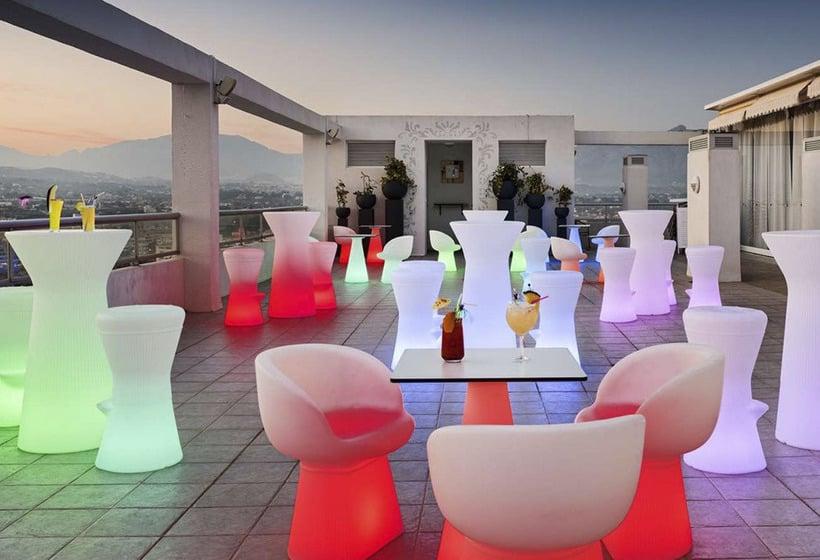 Terrasse Sun Palace Albir Hotel & Spa L'Alfas del Pi