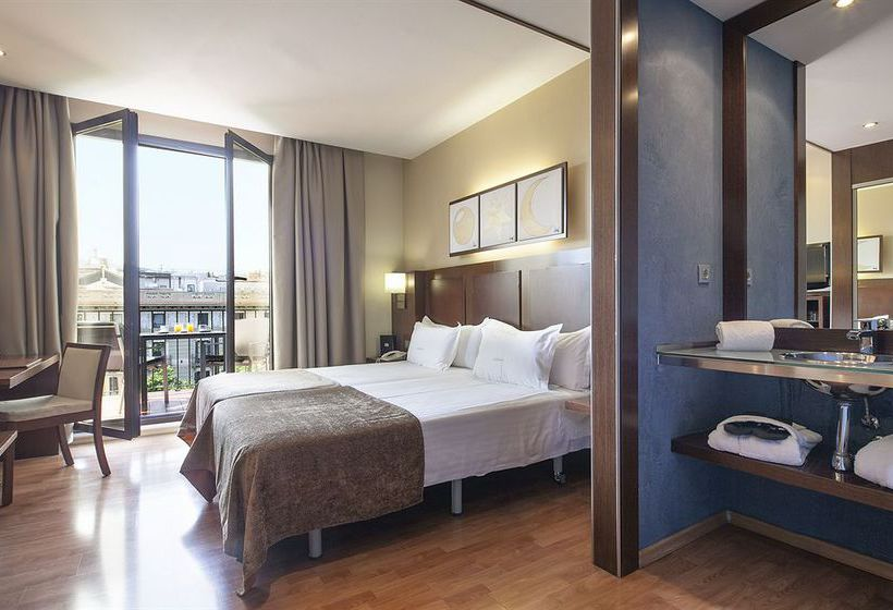 Hotel Acta Atrium Palace Barcellona
