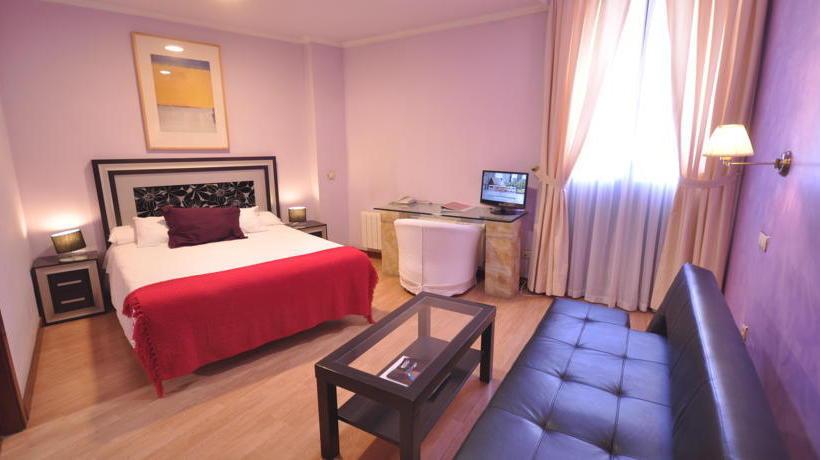 Habitación Hotel Rua Salamanca