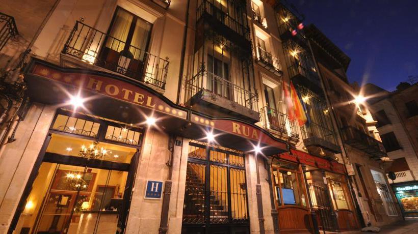 外部 ホテル Rua サラマンカ