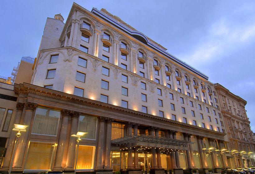 Hotel Ararat Park Hyatt Moscú Mosca
