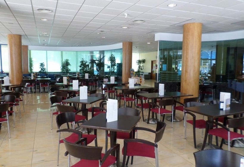 Cafeteria Hotel Blaucel Blanes