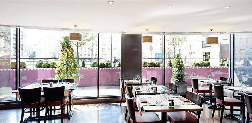 Restaurante Hotel Concorde Montparnasse Paris