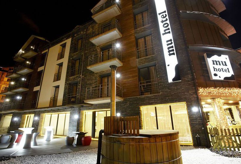 ホテル Mu La Cortinada