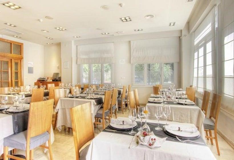 Restaurante Hotel Silken Torre Garden Madrid