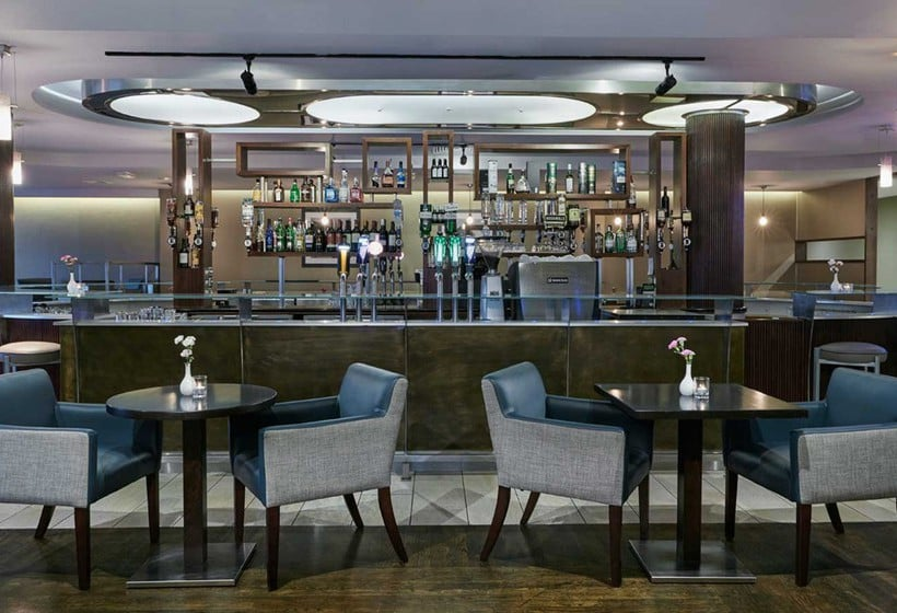 Cafeteria Hotel Crowne Plaza Belfast