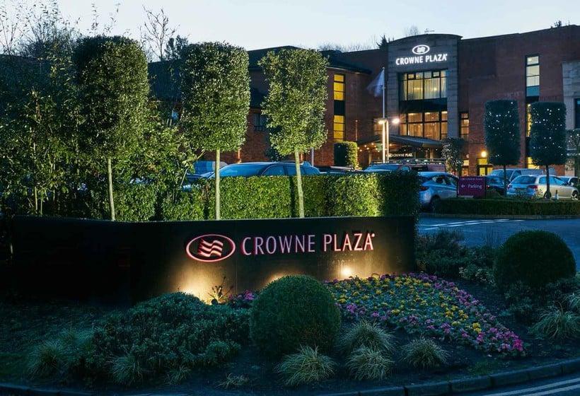 Aussenbereich Hotel Crowne Plaza Belfast