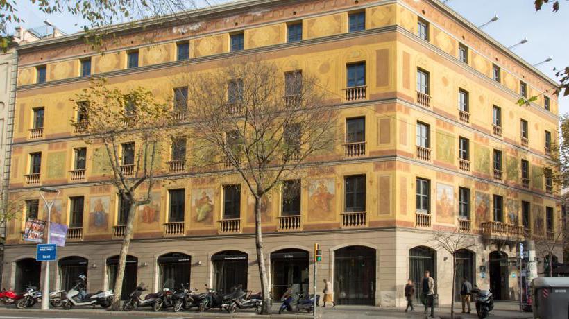 hotel catalonia eixample 1864 in barcelona starting at 36 destinia. Black Bedroom Furniture Sets. Home Design Ideas