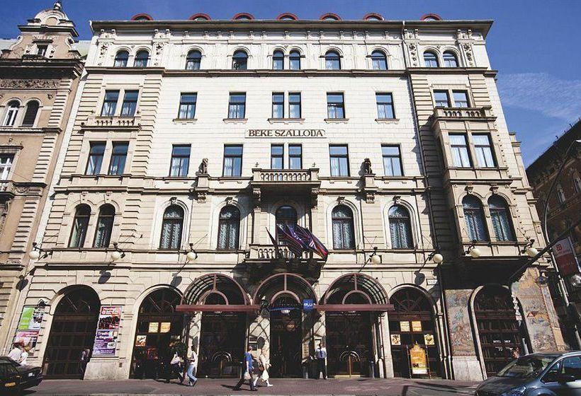 Hôtel Radisson Blu Béke Budapest