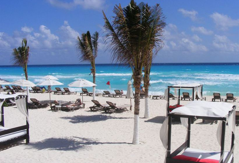 NYX Hotel Cancun カンクン