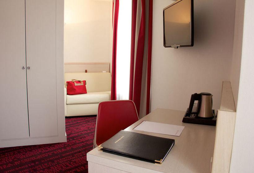 Residence Richemont باريس