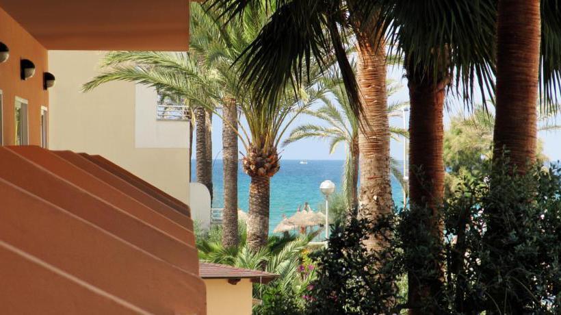 Aussenbereich Hotel Fergus Capi Playa Platja de Palma