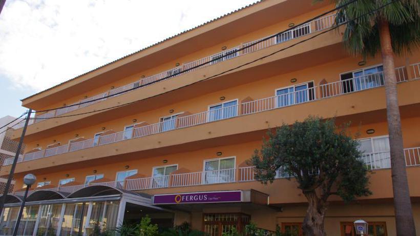 Esterno Hotel Fergus Capi Playa Platja de Palma