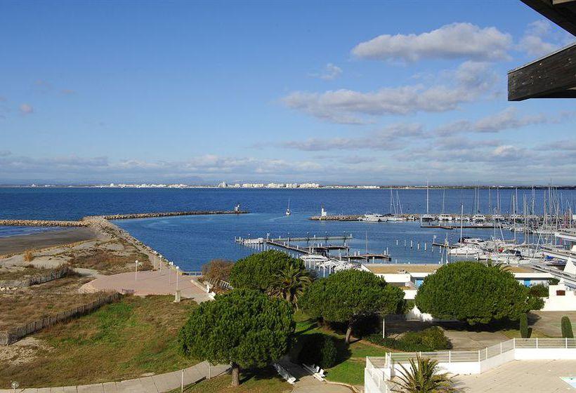 H tel mercure thalassa port camargue le grau du roi partir de 43 destinia - Le grau du roi port camargue ...