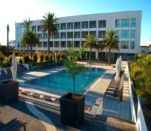 هتل Azoris Royal Garden Ponta Delgada
