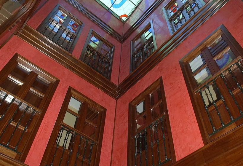 Hotel Rua Villar Santiago di Compostela