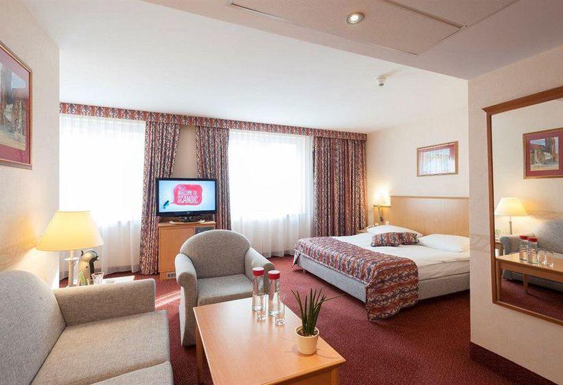 Hotel Scandic Wroclaw Breslau