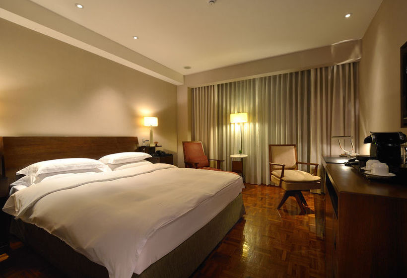 Les Suites Ching Cheng Hotel Taipeh