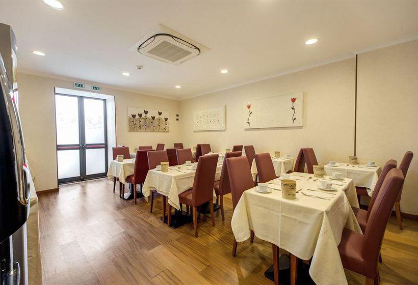 Restaurant Romoli Hotel Rome