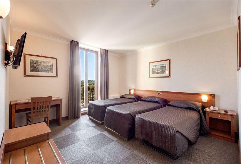 Room Romoli Hotel Rome
