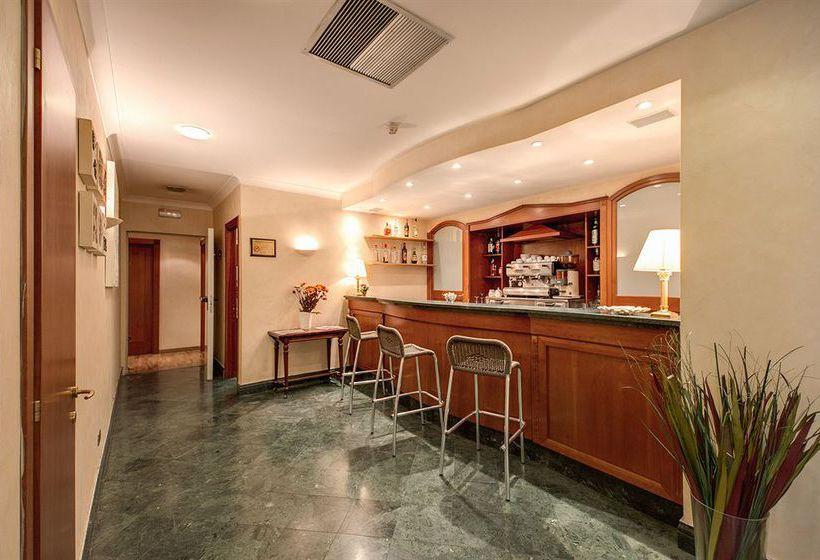 Cafeteria Romoli Hotel Rome