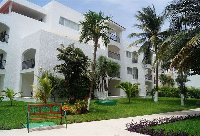 Beachscape kin ha villas suites em cancun desde 32 for Villas kin ha