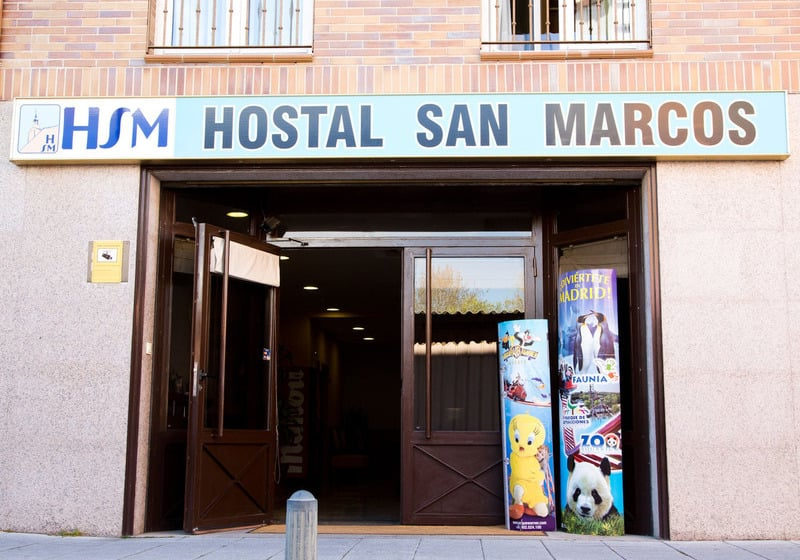 Hostal San Marcos San Martin de la Vega